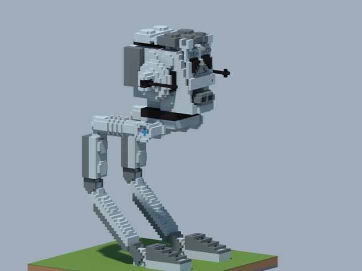 Endor Star Base Wars Minecraft