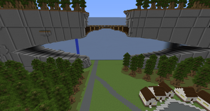 Gravity Falls Full Recreation Minecraft Project