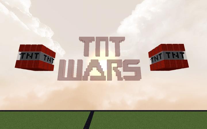TNT Wars Minecraft Server