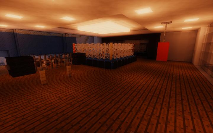Tony Starks Mansion Minecraft Project
