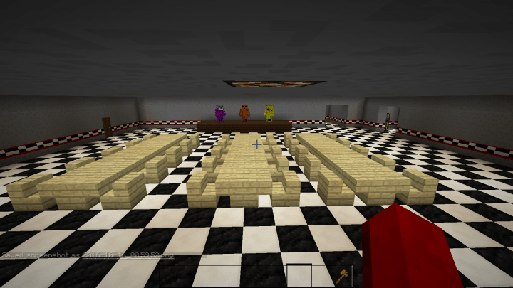 Fnaf Roleplay Map Minecraft Project