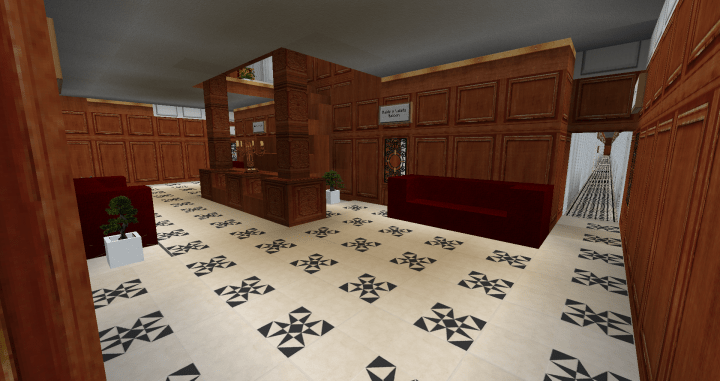 RMS TITANIC Minecraft Project