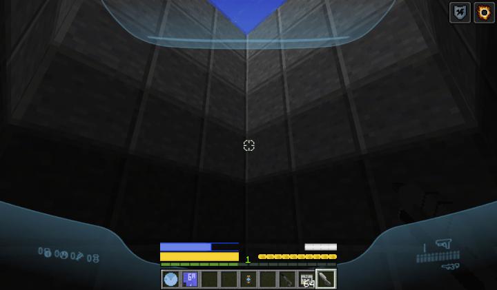 Minecraft Item Shield Texture