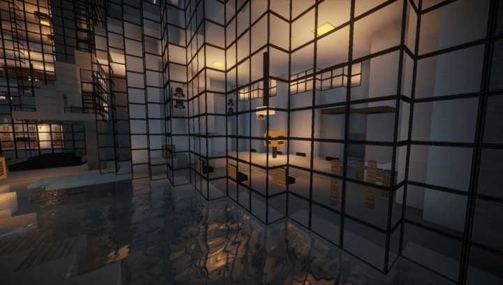 Minecraft School Of Arts Design & Media Minecraft Project