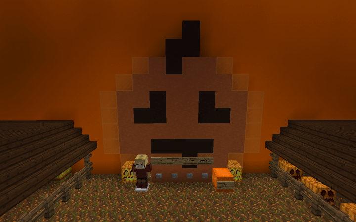 Halloween Hide And Seek Map Popularmmos Minecraft Project