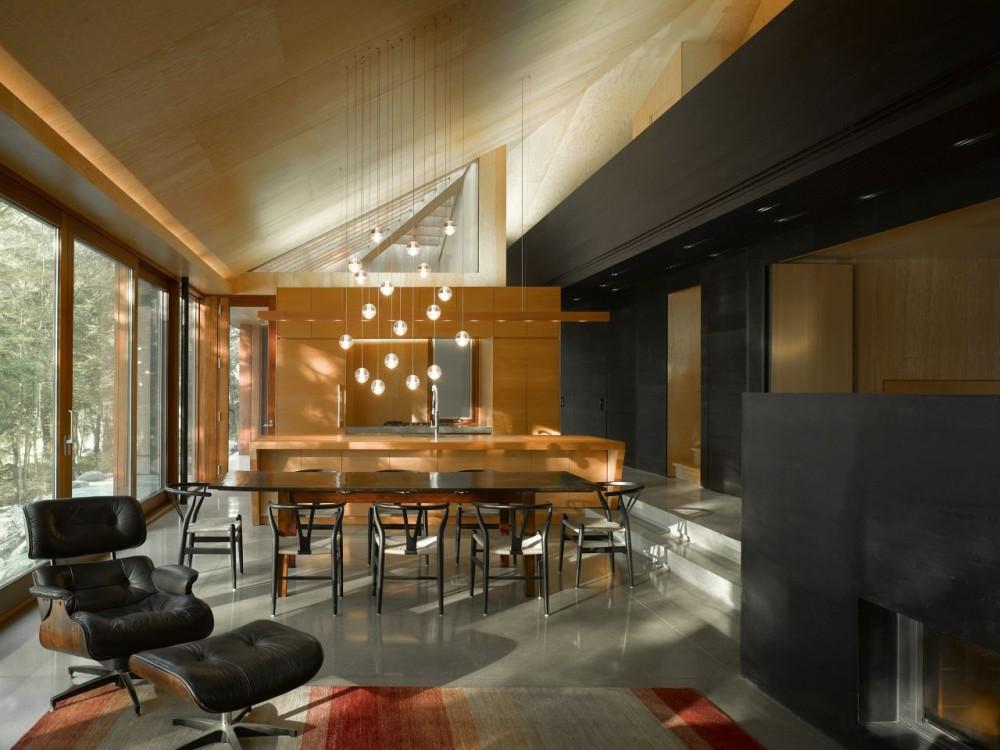Cabane, MacLennan Jaunkalns Miller Architects, RoyaumeStyleDeco