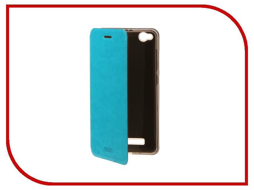 Аксессуар Чехол Xiaomi Redmi 4A Mofi Vintage Light Blue 15145