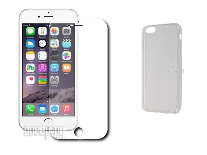 Сотовый телефон APPLE iPhone 6 - 64Gb Silver MG4H2RU/A Выгодный набор!!!