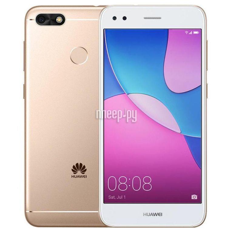 Сотовый телефон Huawei Nova Lite Gold