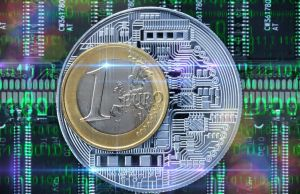 Digital krypto-euro