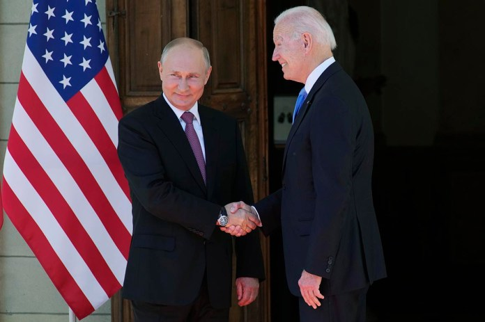 How Putin could jam up Biden's post-Afghanistan plans
