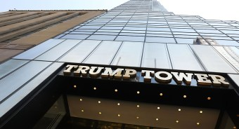 Trump to stay at Trump Tower for three nights