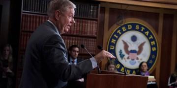 Republican lawmaker asks Lindsey Graham to 'rethink' Senate's impeachment strategy
