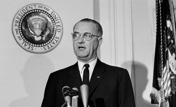 Johnson proclaims national day of mourning for Kennedy ...