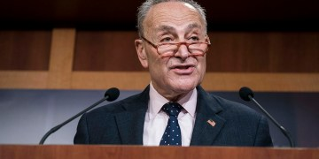Schumer calls on Trump admin to sanction Russia over election meddling