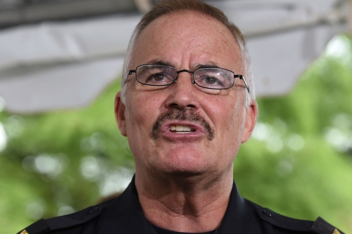 Manger Is Called New Chief Of The U.s. Capitol Police