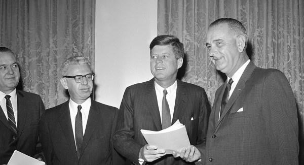 JFK's Dangerous Playbook for Trump - POLITICO Magazine