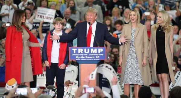 A family Trumpsgiving in South Carolina - POLITICO