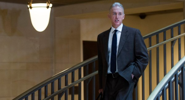 House Benghazi panel lawsuit: Ex-staffer sues Trey Gowdy ...