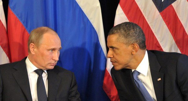 Obama and Putin: A smackdown before a sitdown - POLITICO