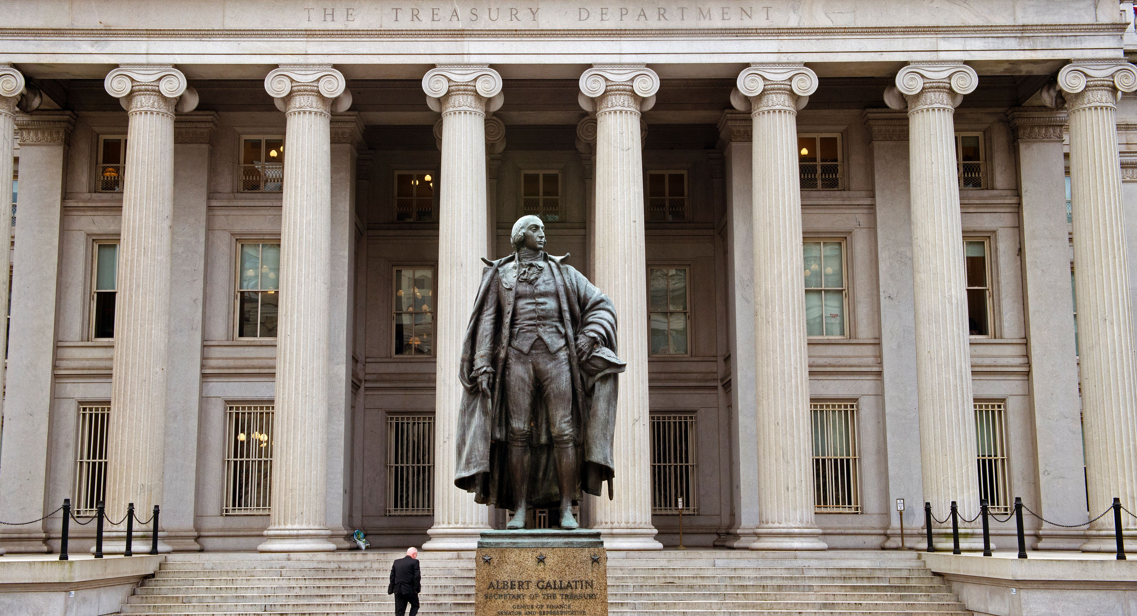 Treasury Tweaks Russia Sanctions For Tech Products POLITICO