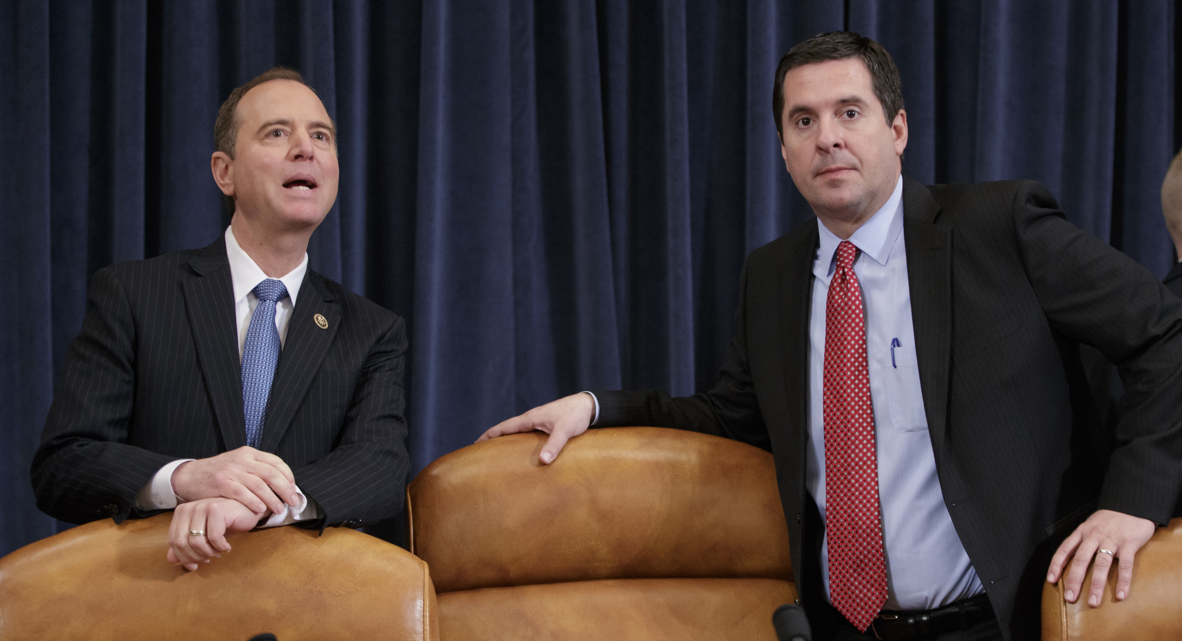 Image result for photos of nunes schiff