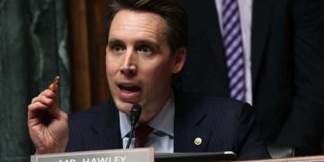 Sen. Hawley readies subpoena votes for Bidens, Schiff