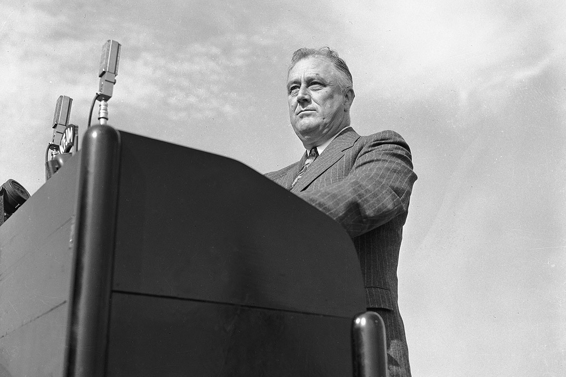Fdr Unveils Court Packing Plan Feb 5