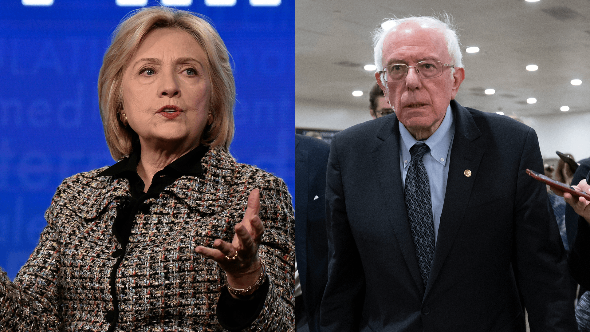 Sanders on Clinton: 'Secretary Clinton is entitled to her point of view'