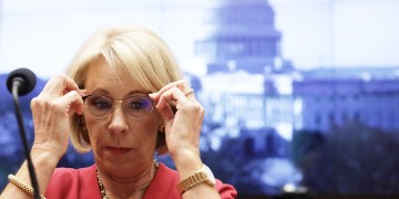 Lawmaker torches DeVos: You're 'out to destroy public education'