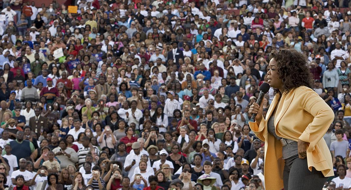 Why Oprah Hates Politics
