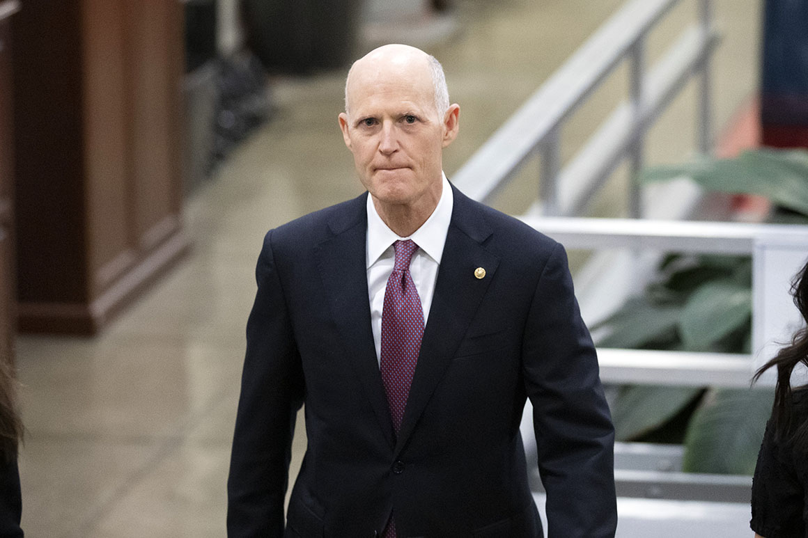 Rick Scott calls for congressional inquiry into WHO's coronavirus response
