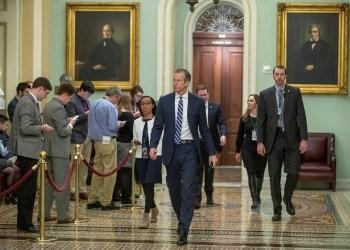 Senate Republicans calm down after Bolton panic