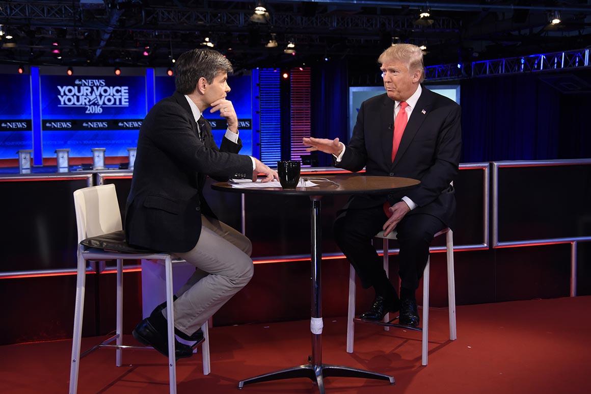 Enjoy The Show Trump Hypes Controversial