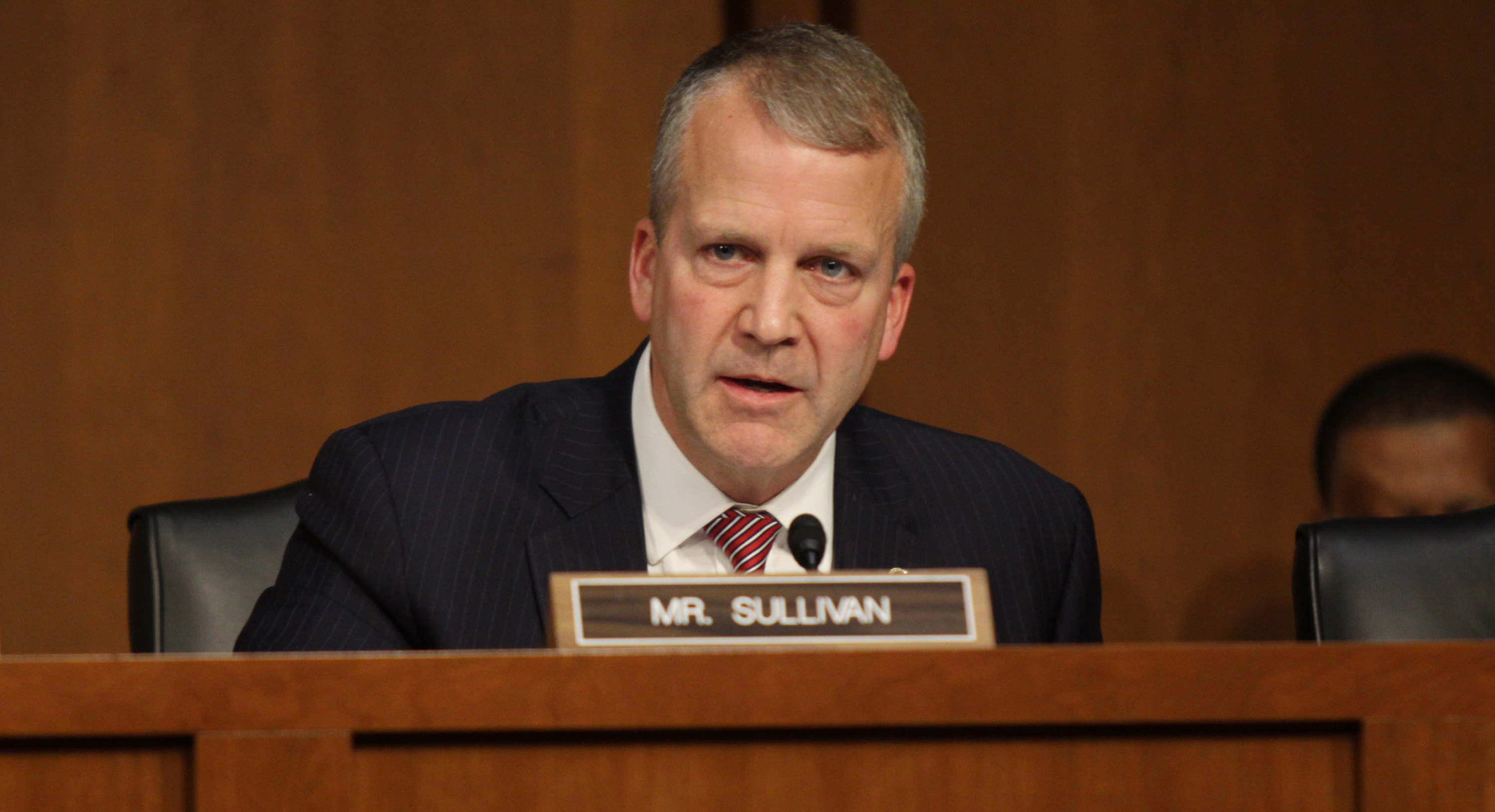 Image result for PHOTOS OF SEN DAN SULLIVAN