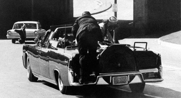 Trump blocks release of some JFK assassination records ...