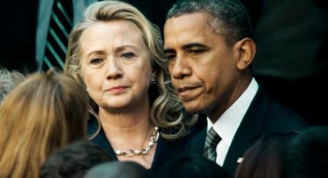 Image result for obama /hillary