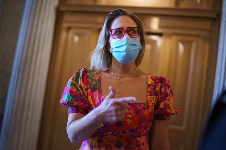 Dems fear Sinema still isn't there with a prescription drug plan