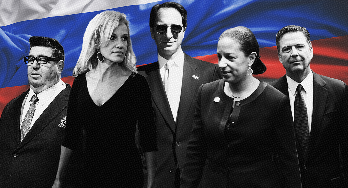 Russia investigation