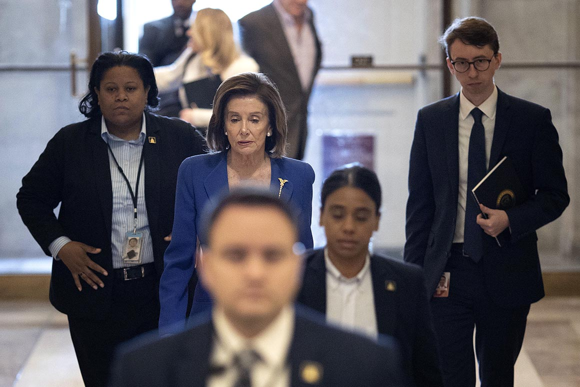 Republicans reject Pelosi's rapid push for next rescue package