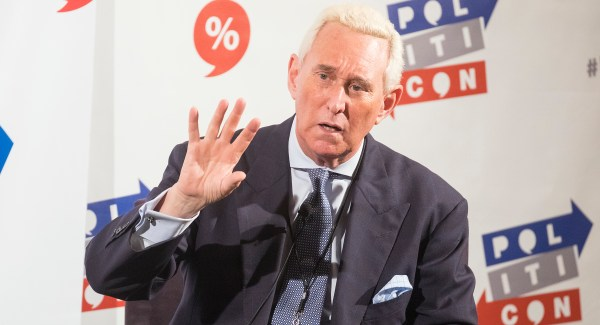 Roger Stone predicts violent 'insurrection' if Trump is ...