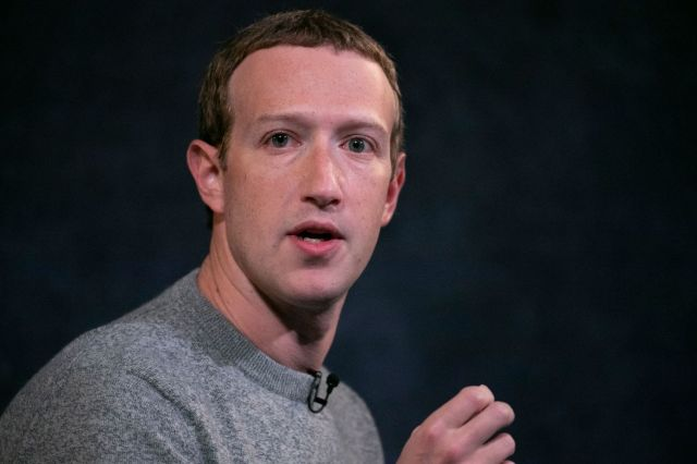 Zuckerberg: Facebook leaving up Trump's 'shooting' post
