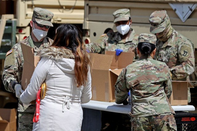 Trump extends National Guard virus mission through 2020 but cuts federal funds by quarter