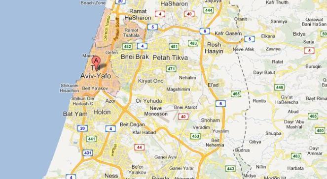 Zniszczono chrześcijańskie groby w Izraelu