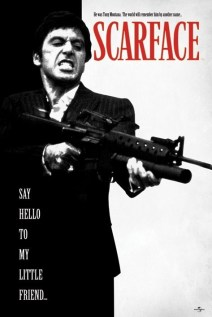 Scarface - Say Hello To My Little Friend Αφίσα, Poster | Europosters.gr
