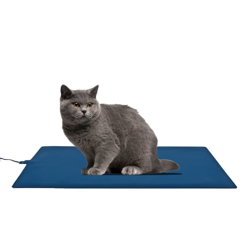 tapis chauffant pour animaux mat4pet