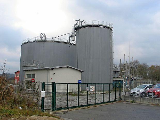 Bioplinarna v Ilirski Bistrici ne obratuje že od leta 2012.  Stavbo nameravajo prodati.