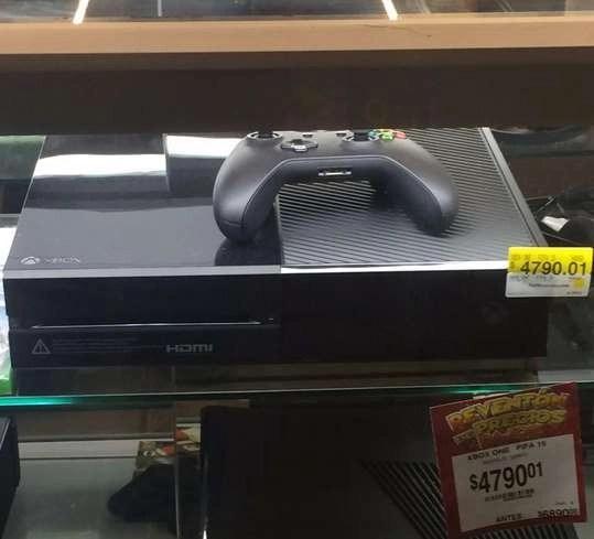 Bodega Aurrer Xbox One Con FIFA 15 4790