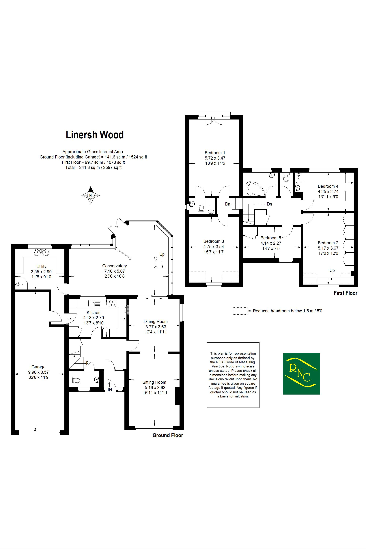 5 Bedroom House For Sale In Bramley
