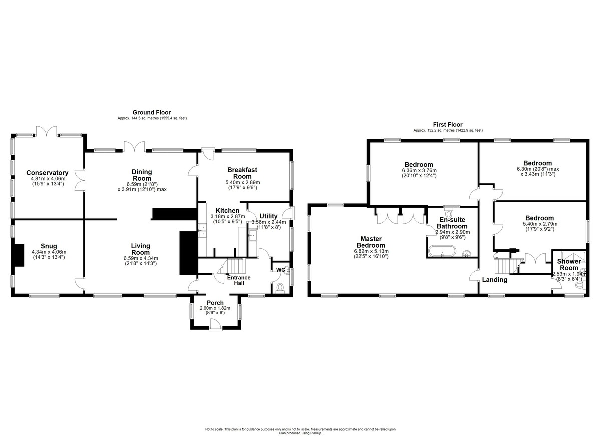 4 Bedroom Detached House For Sale In Nr Ware